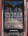Le tour des auguilles de Bavella sur mon GPS.