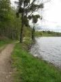 Le tour du lac de Jaunay
