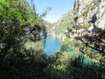 The Lower Verdon Gorges