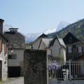 Le village d'Accous