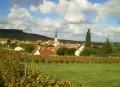 Le village de Chamery