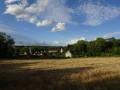 À travers champs entre le Tillet et Foulangues