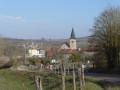 Le village de Neuviller sur Moselle