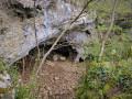 Les abris-grottes des rochets de Montaigle