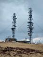 Les antennes du Mont Aigoual