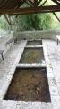 Les bassins du lavoir de Lestiou