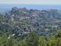 Les Baux de Provence depuis le belvédère