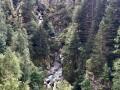 Les cascades de la Lavey
