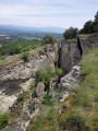 Les Crevasses de Chantemerle-lès-Grignan