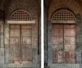 "les deux grandes portes dites ""de cèdre"""