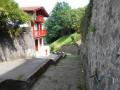 Les escaliers vers La Nive