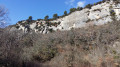 Les falaises d'escalade de Buoux