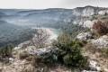 Les falaises du Gardon