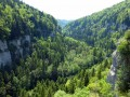 Les gorges du Doubs