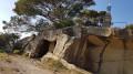 Les grottes de Cales