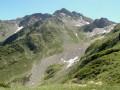 Les lacets du Col de Pierrefitte