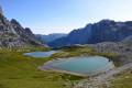 Les lacs de Piani