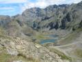 Le Lac des Vallons, les Lacs Robert et la Croix de Chamrousse