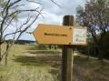 Les panneaux qui signalent très bien cette randonnée