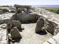 Les reste archéologiques restaurés de la Pointe du Souc'h
