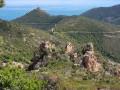 Les rochers de l'Esterel