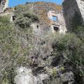 Les ruines de l'ancien château du Broc