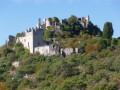 Les ruines du Castel Nuovo