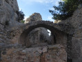 Les ruines du hameau
