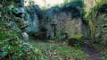 Les ruines du moulin de La Hunaudaye