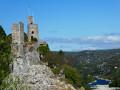 Les tours de l'ancien château
