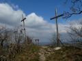 Les Trois Croix à partir des Lombards