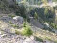 Les trois forts a proximité de l'Oratoire Sainte-Anne