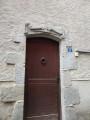 linteau de porte