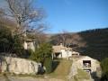 Louyre et le Col de Valaurie depuis Vesseaux