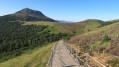 Magnifique vue sur le Puy-de-Dôme
