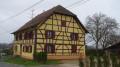 Maison à colombages Rue de la Goutte des Belles