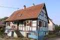 Maison alsacienne à Hinterfeld
