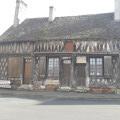 Maison ancienne à la Ferté Beauharnais