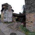 Maison ancienne. Thise