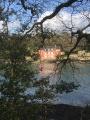 maison rose de Port-Anna