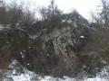 Masse rocheuse