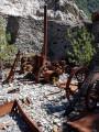 L'ancienne mine de plomb de Petra Rossa