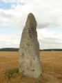 Menhir de la Pierre Cornoise
