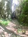 Milieu du canyon