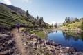 mini-lac entre le lac Inférieur et le lac du Milieu