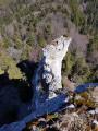 Monolithe du rocher du Corbeley
