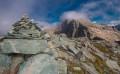 Mont des Merveilles et Grand Capelet depuis la Gordolasque
