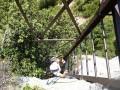 L'escalade du mont Gaussier et le détour au lac du Peiroou
