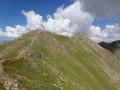 Mont Guillaume et Col de Trempa-Latz depuis les Muandes de Bourlinche