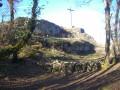 Croix des Moines, Mont Charvet, Mont Luisandre et Allymes depuis Torcieu